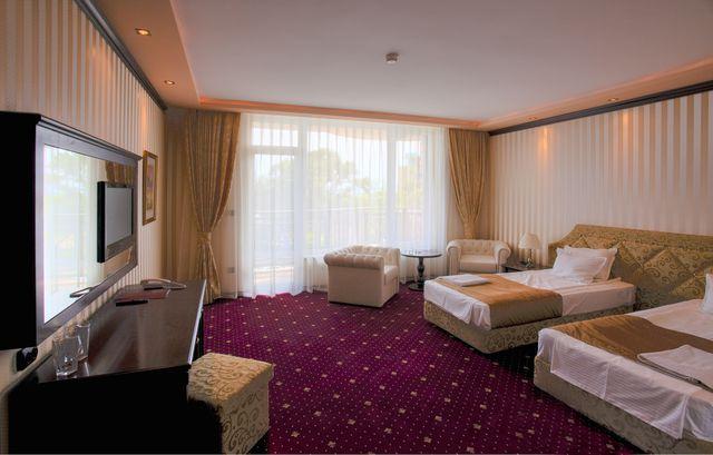 """Отель """"Милл"""" - DBL room park view (SGL use)"""